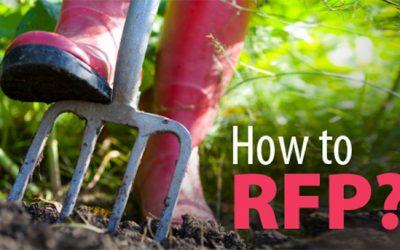 How to write a website RFP