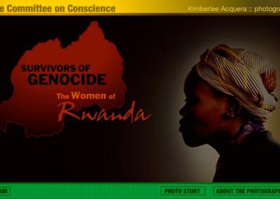 Rwanda Genocide Presentation for the Holocaust Museum