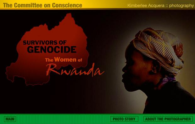 Rwanda Genocide Presentation