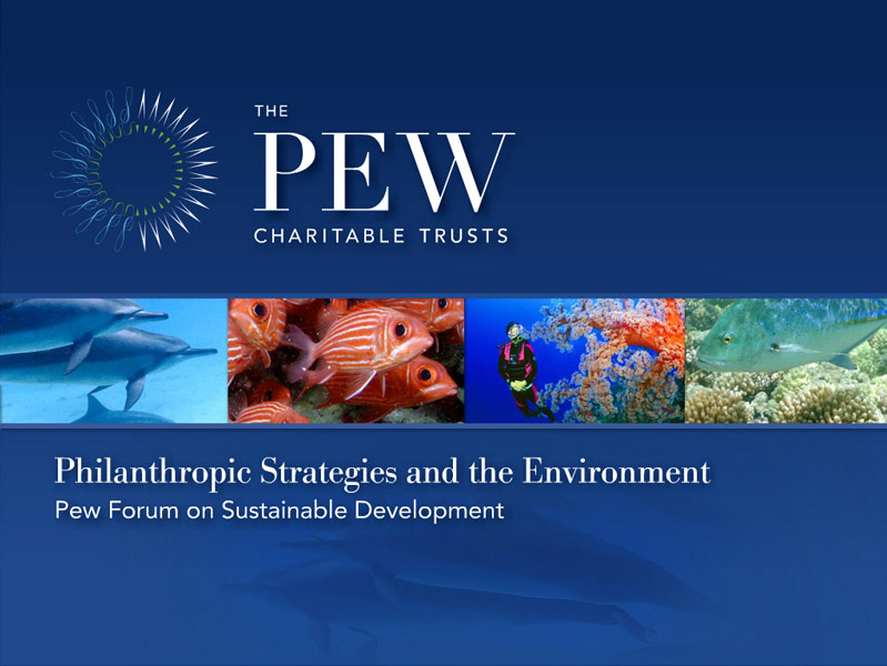 PEW Charitable Trusts Presentation