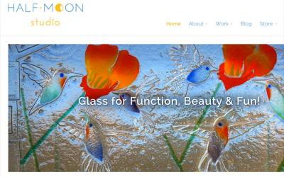 Case Study: WordPress Web Design & Marketing for Half Moon Studio