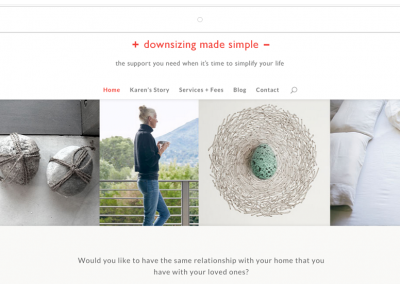 Downsizing Made Simple–Santa Fe Interior Design Website
