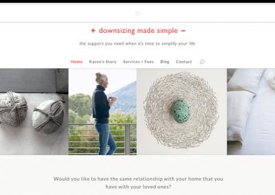 Downsizing Made Simple–Santa Fe Interior Design Website