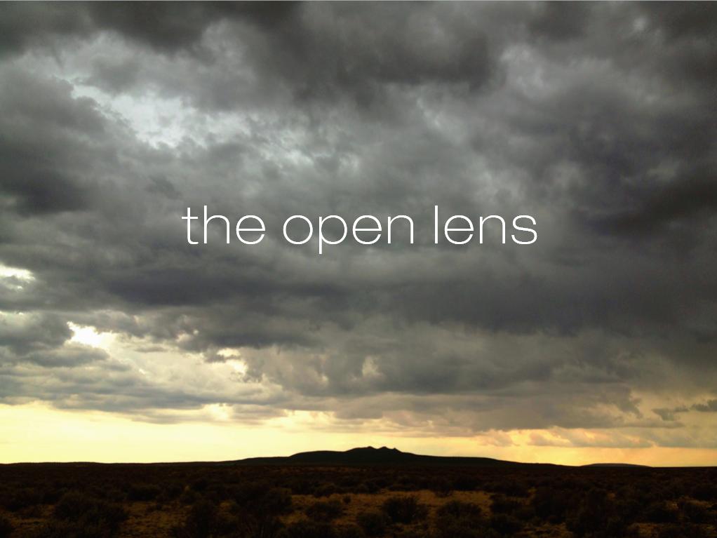 The Open Lens