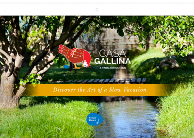 Casa Gallina–Taos Bed & Breakfast