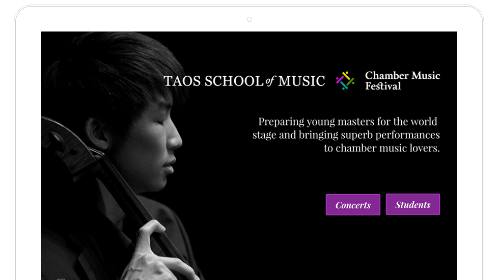 Taos School of Music