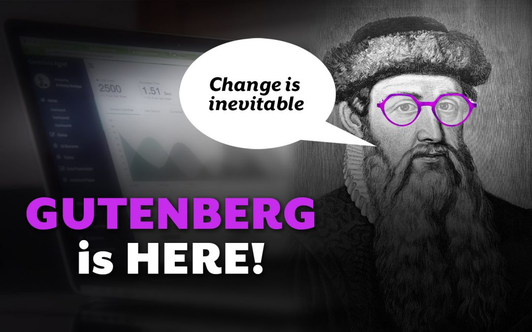 Gutenberg Arrives with an URGENT Security Update