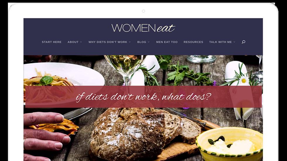 Women Eat