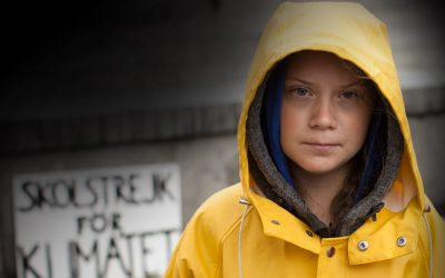 Greta Thunberg's Handwriting is a New Typeface!